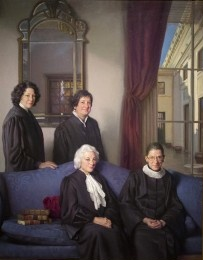The Four Justices, by Norman Shanks