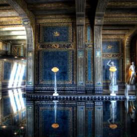 Hearst Castle, courtesy of maisonboheme.blogspot.com