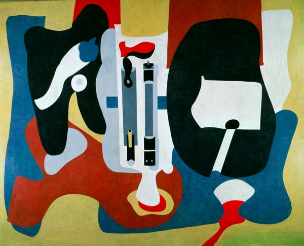 Arshile Gorky, Mechanics of Flying