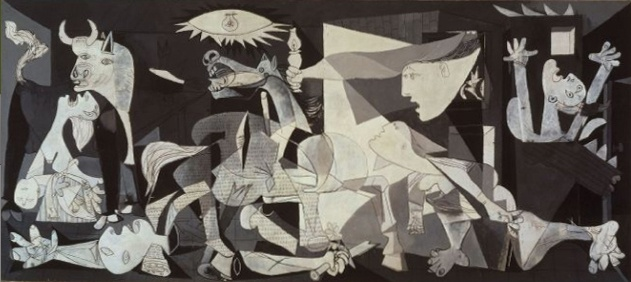 Guernica, by Pablo Picasso, 1937