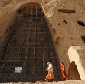 March 03-Bamiyan Reconstruction