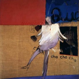 The Cha Cha That Was Danced in the Early Morning Hours, 24th March, 1961, by David Hockney, 1961