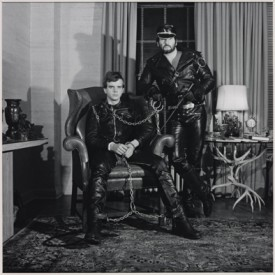 Brian Ridley and Lyle Heeter, by Robert Mapplethorpe, 1979