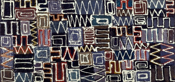 Lee Krasner, Untitled, 1948