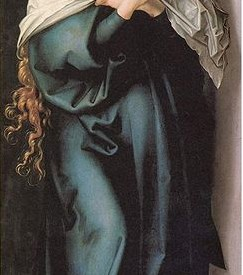Mater Dolorosa or Virgin of Sorrows, Albrecht Durer, 1495