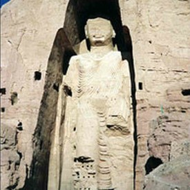 Bamiyna Buddha (now destroyed)