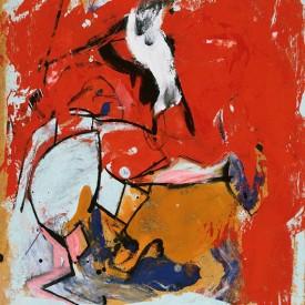 Willem de Kooning, Untitled, 1948