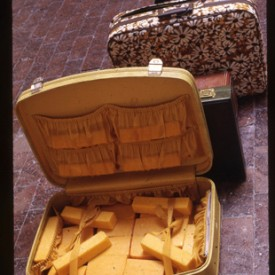 Dieter Roth, Staple Cheese (A Race), 1970