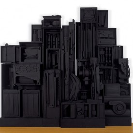 Louise Nevelson, Sky Cathedral/Southern Mountain, 1958