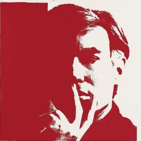 Andy Warhol, Self Portrait, 1967