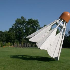 Claes Oldenburg, Shuttlecocks