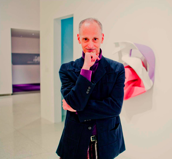 Art collector John Waters (photo courtesy of Walker Art Center)
