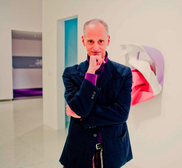 Art collector John Waters (photo courtesy of Walker Art Center)
