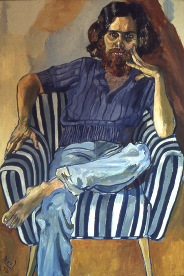 Alice Neel, Dana Gordon