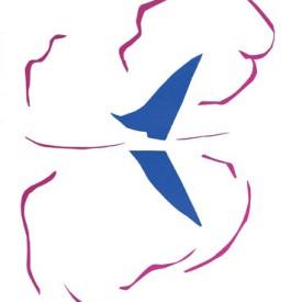 Henri Matisse, Le Bateau (The Boat), Paper Cut, 1953