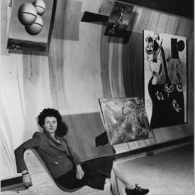 Peggy Guggenheim at Art of This Century