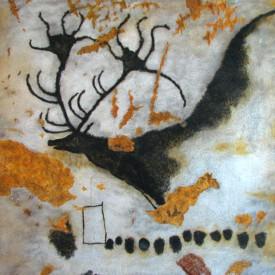 Lascaux cave painting, circa 15,000 BC