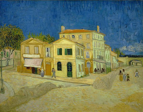 Vincent van Gogh, The Street, 1888