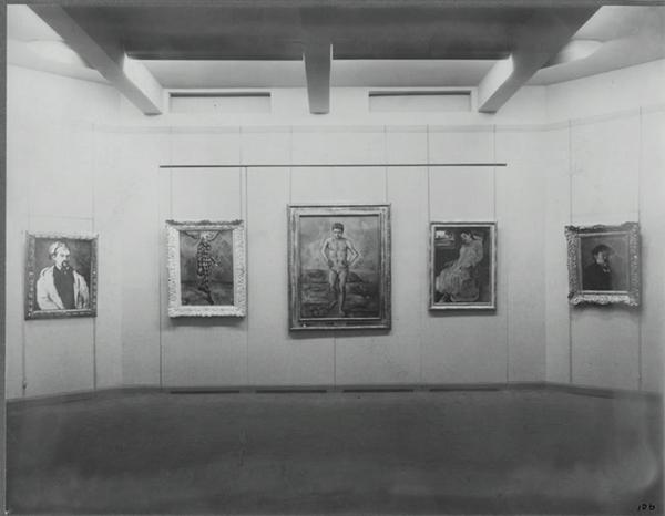 MoMA's first exhibition: Cezanne, Gauguin, Seurat, Van Gogh, 1929