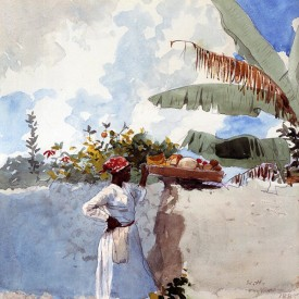 Winslow Homer, Rest, 1885